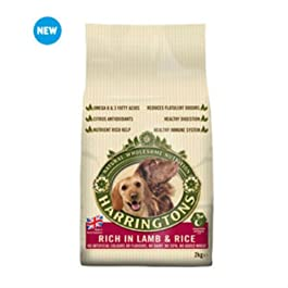 Harrington's Adult Dog Food with Lamb and Rice