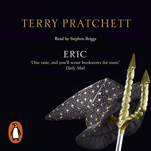 Eric Audiobook By Terry Pratchett cover art