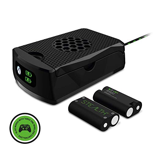 Stealth SX-C10 X Twin Rechargeable Battery Packs for XBOX (Xbox Series X/)
