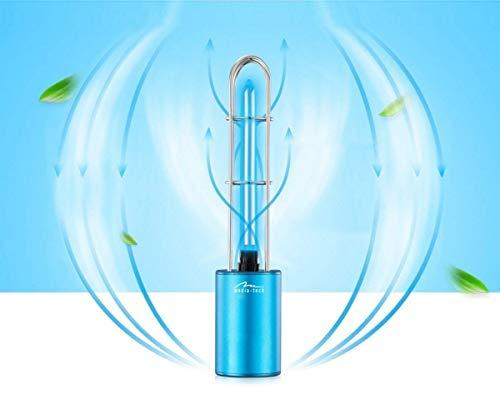 Media-Tech MT6509 Luftreiniger Lampe Tragbare UV + Ozon Sterilisator USB Stromversorgung Desinfektion Geruchsbeseitigung Entfernen Formaldehyd für Auto Küche Waschraum WC Kabinett Haustiere