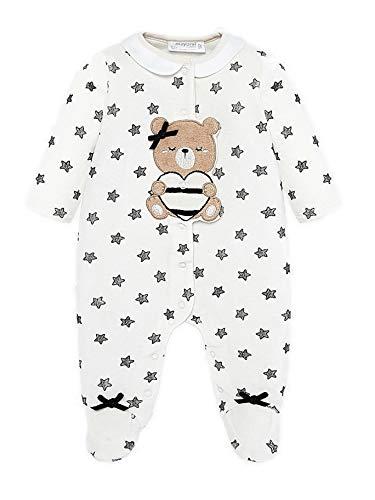 Mayoral 19-02705-068 - Pijama para bebé niña 4-6 Meses
