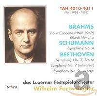 Brahms/Schumann/Beethoven: Sym