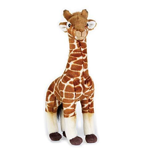 Venturelli- National Geographic-Giraffa Peluche, Multicolore, Media, 8004332707189