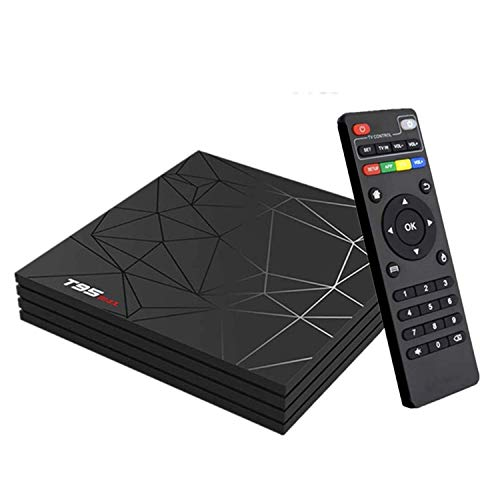 Android 9.0 TV Box, Smart Box Lettore Multimediale Box 2GB...