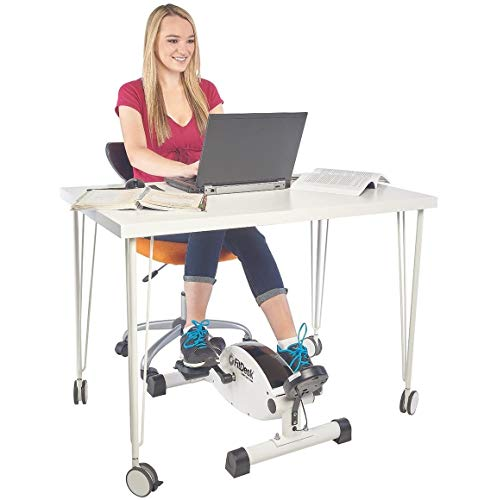 FitDesk Under Desk Cycle and Exercise Bike Peddler with Magnetic Resistance