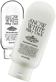 Secret key Snow White Milky Pack 200g No package / Korea cosmetic by Secret Key