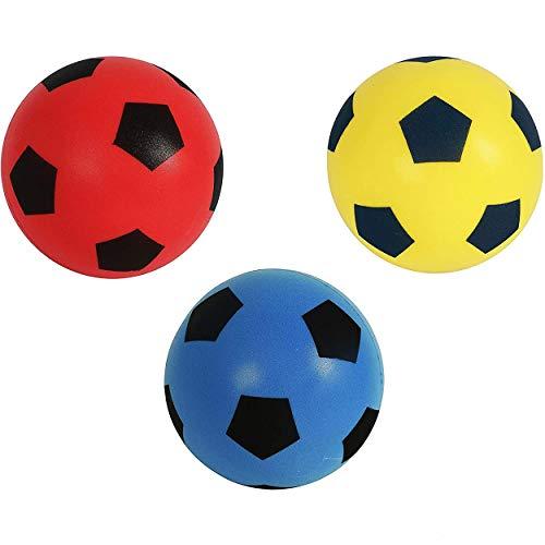 HTI Soft-Fußball , farblich sortiert,200mm