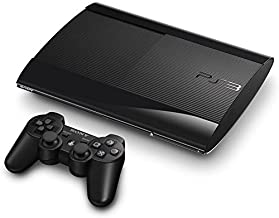 Sony PlayStation 3 Super Slim 250 GBPS3 Console System (Renewed)