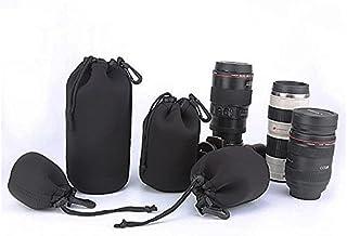 Enterest Objektivtasche für DSLR Kameras, Neopren, stoßfest, Thermo Isolierung, elastisch, wasserdicht, weich, leicht zu transportieren