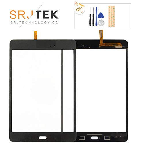 SRJTEK Replacement Parts Touch Screen Digitizer for Samsung Galaxy Tab A 8.0 SM-T350 T350,Touch Screen Digitizer for Screen Repair