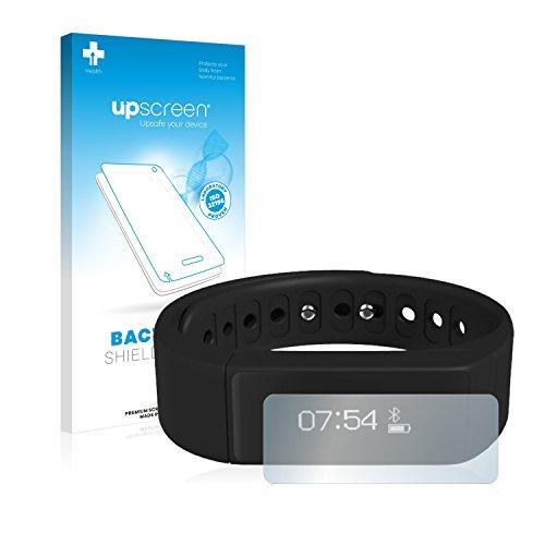 upscreen Pellicola Protettiva Opaca Compatibile con DAX Hub I5 Smartwatch Sport Protezione Schermo Antibatterico - Anti-Riflesso