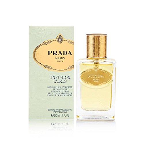 Prada Infusion d'Iris Eau de Parfum Absolue femme / woman, Vaporisateur / Spray 50ml