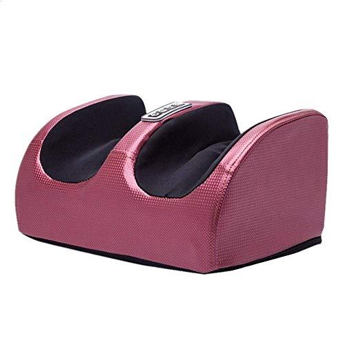 Máquina de masajeador de pie Shiatsu Pie y masajeador de pantorrillas/piernas con calor La terapia de amasado profundo alivia el dolor del pie Mejore la circulación sanguínea para el hogar y la ofic