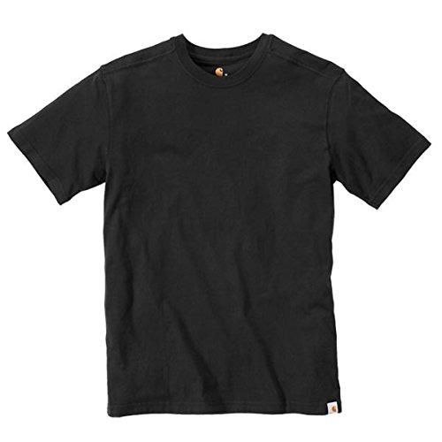 Carhartt Carhartt .101124.001.S004 Maddock T-Shirt ohne Tasche, Größe S, Schwarz