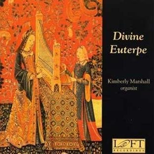 Divine Euterpe: Organ Music By Women Composers by Divine Euterpe (2001-04-03)
