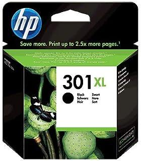 HP 301XL CH563EE Cartuccia Originale per Stampanti a Getto d'Inchiostro, Compatibile con DeskJet 1050, 2540 e 3050, Office...