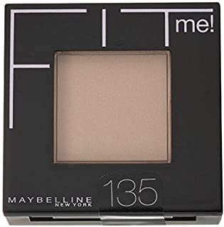Maybelline New York Fit Me Pressed Powder - 135 Creamy Natural, 0.31 oz.