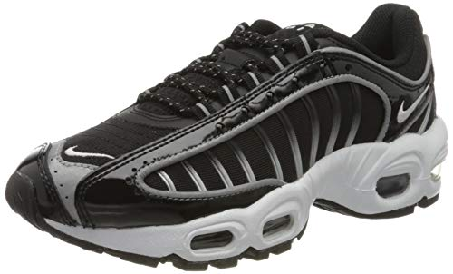 Nike Damen W AIR MAX Tailwind IV NRG Laufschuh, Black White Black, 38 EU