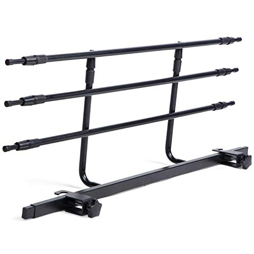Whistler Dog Barrier for SUV's, Cars & Vehicles, Heavy-Duty - Universal Fit Adjustable Pet Barrier