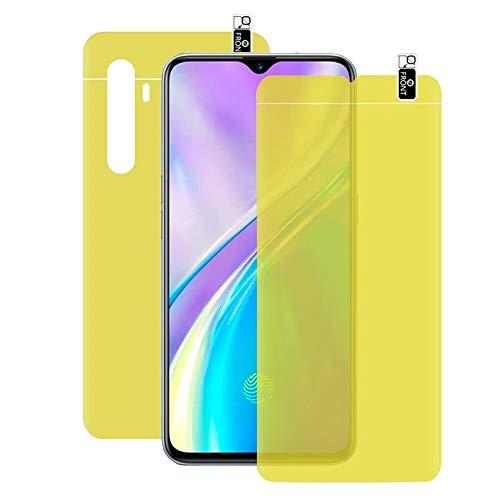 Película Gel Frente Verso Full Cover Xiaomi Mi Mix 2s