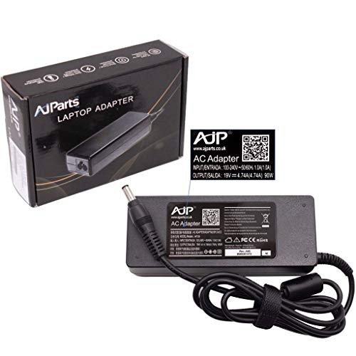 AJPARTS for Replacement Laptop Adapter Power Charger 90W PSU for MSI A6200 Notebook Battery Charger Power Supply Unit 19V 4.74A
