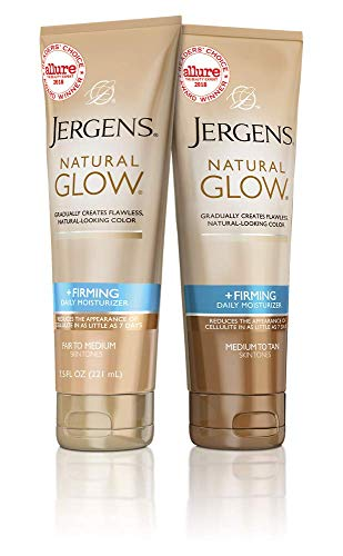 Jergens Natural Glow Tanner Fair to Medium