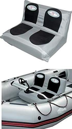 Daniboot Aufblasbarer Schlauchbootsitz Sitz Bootssitz Bootssessel Bootslänge von ca.von ca. 360-430 cm