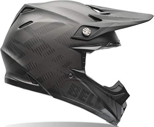 Bell Helmets Herren BH 7060777 Bell MX 2017 Moto-9 Flex Erwachsene Helm (Syndrome Matte Black) Größe XS, schwarz