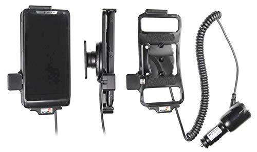 Brodit 512474 Support Voiture Motorola Droid Razr M avec Chargeur Allume Cigare avec Rotule orientable
