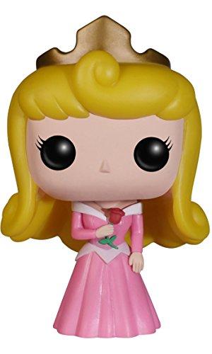Funko - Estatuilla de Disney La Belle au Bois Dormant - Aurore Pop 10cm - 0849803036850