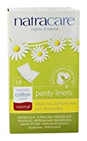 Panty Liner - Normal Wrapped - 18 ct by Natracare