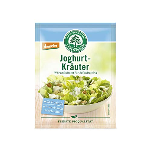 "Lebensbaum Salatdressing ""Joghurt-Kräuter"" (15 g) - Bio"