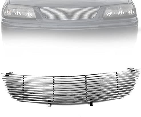 ZMAUTOPARTS For Chevy Impala Large-scale sale Front Grill Ins Upper Grille New Shipping Free Billet