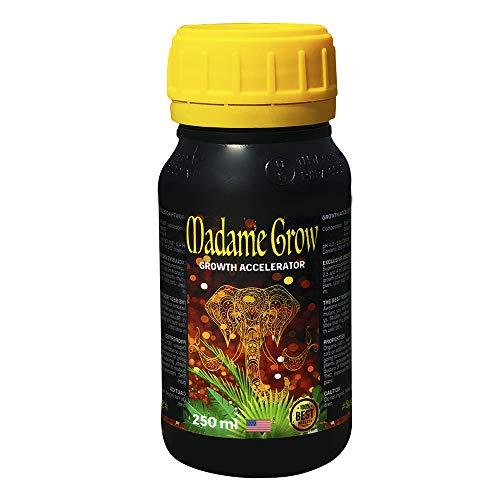 MADAME GROW  Fertilizzante Concime Organico NPK per Piante, stimolatore di Radici e Crescita - Super...