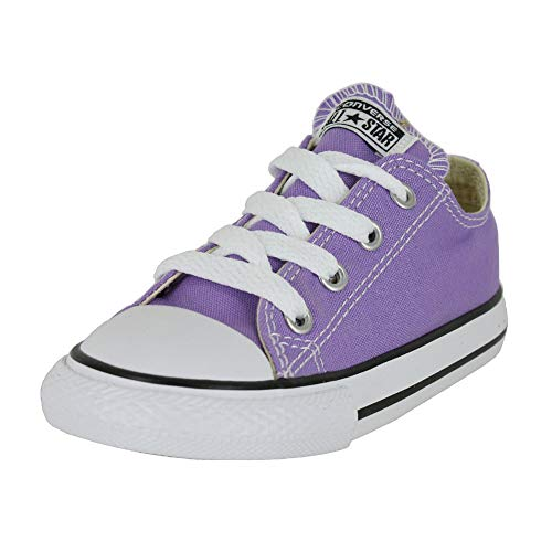 Converse Toddler All Star Low INF Frozen Lilac Size 8