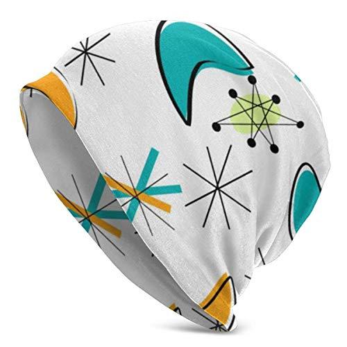 Atomic Era Inspired Beanie? Hat? Soft?...