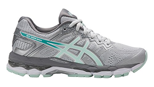ASICS Gel-Superion Women's Running Shoe, Glacier Grey/Atlantis/Aluminum, 11.5 M US