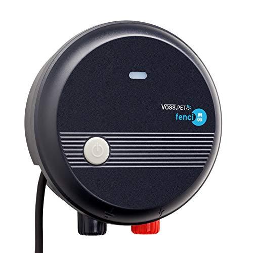 VOSS.PET Elettrificatore 230 V fenci M05, per recinzioni da pascolo