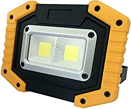 LED Zaklamp 24C 30 W COB LED Werklamp Waterdicht Oplaadbare LED Schijnwerper voor Outdoor Camping Wandelen Vissen Emergenc...