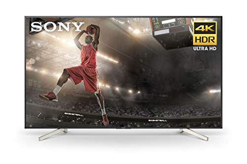 Our #5 Pick is the 4K HDR, Sony XBR85X850F 85-Inch