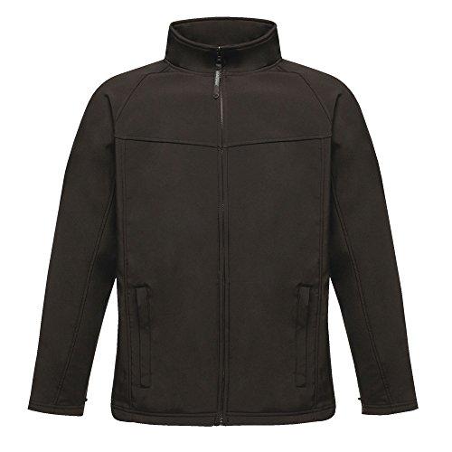Uproar Softshell Jacket XXL,Black/Black
