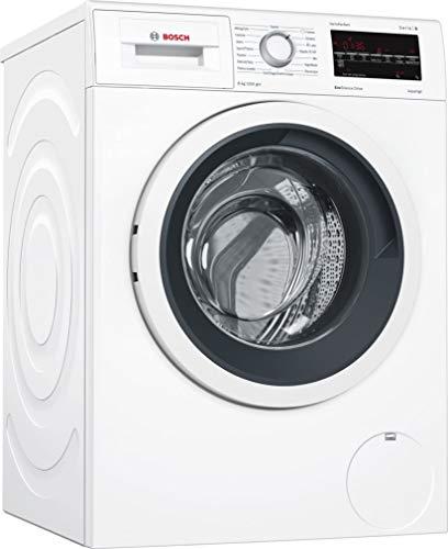 Bosch Serie 6 WAT24438IT Libera installazione Carica frontale 8kg 1200Giri/min A+++ Bianco lavatrice, Senza installazione