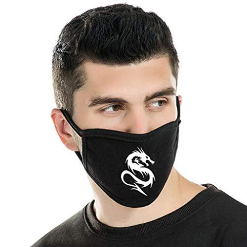 MIRRAY 1PC Staubdichte, winddichte Schal Sportschutz Wiederverwendbare Sicherheitsschutz Atmungsaktive Halstuch