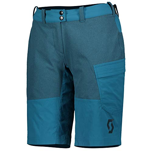 Scott Trail Flow Damen Fahrrad Short Hose kurz blau 2019: Größe: M (38/40)