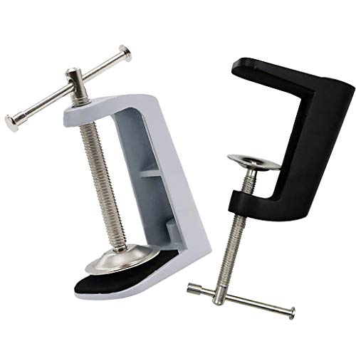 B blesiya 2pieza mesa abrazadera soporte para lámpara de mesa lámpara de escritorio Fijación