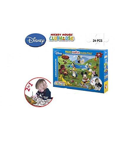 Puzzle de Mickey Mouse ✨