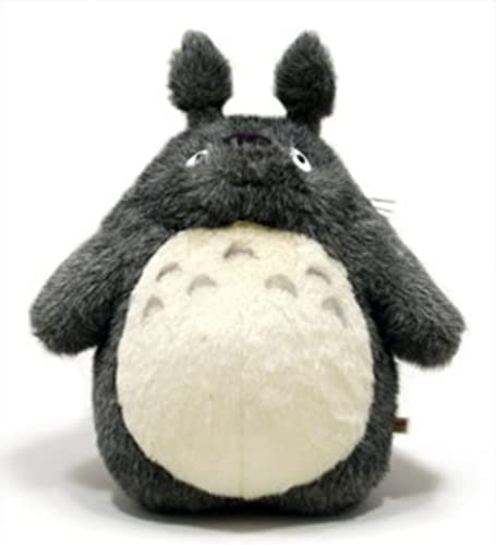 Studio Ghibli My neighbor TotGold 16 tall dark grau TotGold plush doll by TotGold