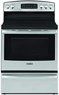 Mabe Freestanding Ceramic Cooker, 76 cm - EML835NXF0, 1 Year Warranty