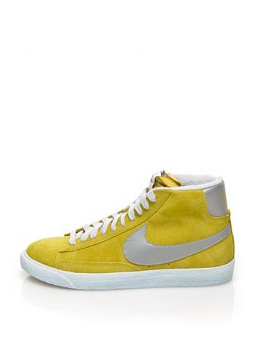 Nike Botas Blazer Mid PRM Vintage Suede Amarillo EU 36.5