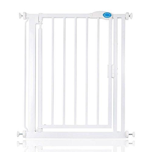 Bettacare Auto Close Stair Gate Range (68.5cm - 75cm, White)